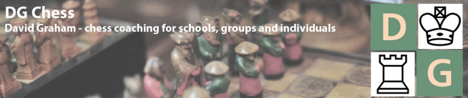 DG Chess - chess coaching for schools, groups and individuals